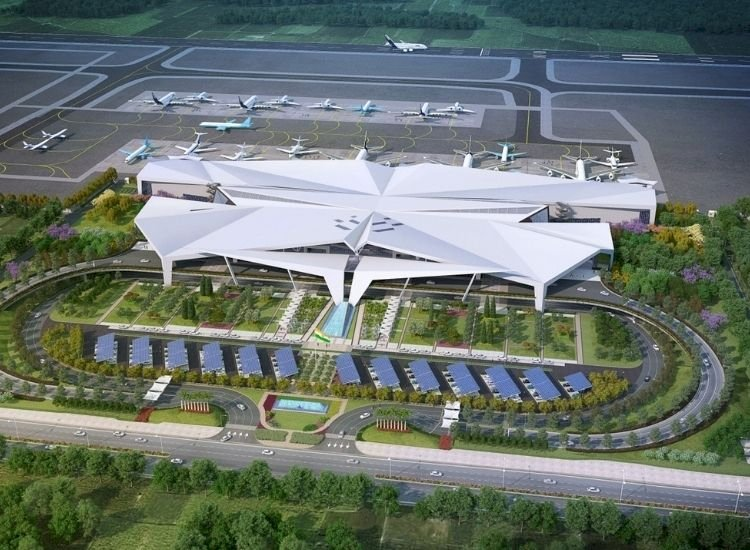 Guwahati airport plans major capacity boost with Icarus-inspired new terminal